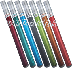 Ezee disposable e cig with 7 different flavours and different nicotine strengths, the best e cigarette on the move