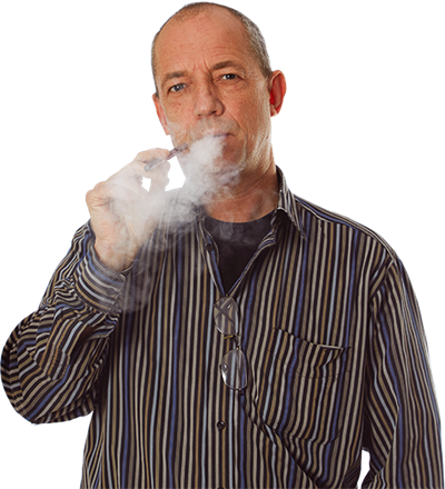 CEO of Ezee e-cigarettes gurantees you safety and service when ordering